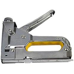 GUMEI Heavy Duty Staple Tool 3 in 1Handbetrieben Leistungsstarker manueller Hefter Tacker Nailer