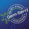 Rapesco 1276 Germ-Savvy™ Antibakteriell: ECO HD-100 Hochleistungshefter – Schwarz
