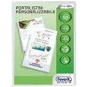 Favorit 100460238 Polypropylene (PP) Transparent - Aktendeckel (Polypropylene (PP) Transparent 50 Blätter 150 mm 210 mm)