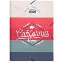 Erik Dokumentenmappe - Mappe A4 California