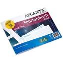Atlanta Formularbücher mit Scan App Jalema 2550222000 Fahrtenbuch A6 Pack mit 5 Stück 40 Blatt
